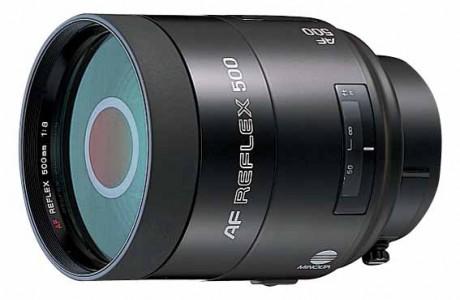 Minolta \ Sony mount A lenses and mount E