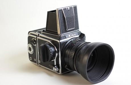 מצלמת קייב 88CM וסט עדשות