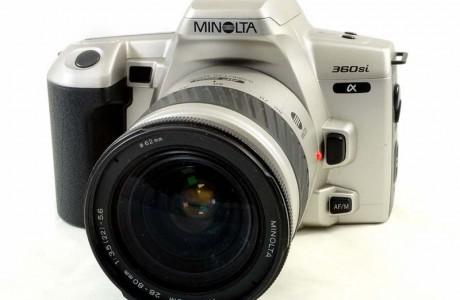 מינולטה Dynax 360si