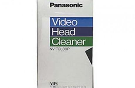 קלטת ניקוי VHS