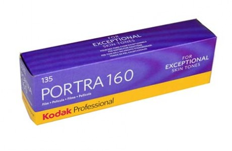 קודאק פורטרה 160 35ממ
