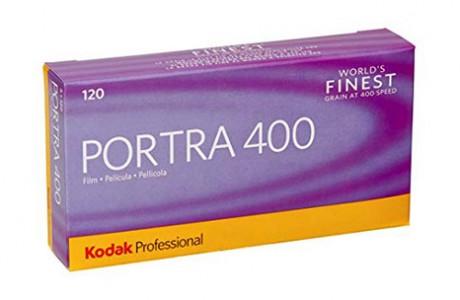 קודאק פורטרה 400 120