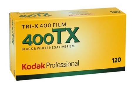 קודאק טרי איקס 400 120